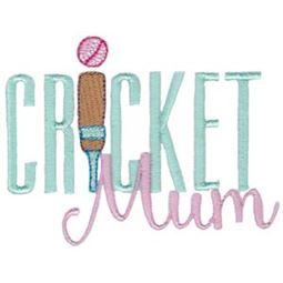 Cricket Mum