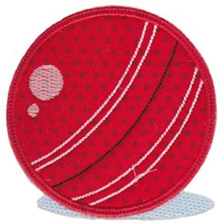 Applique Cricket Ball