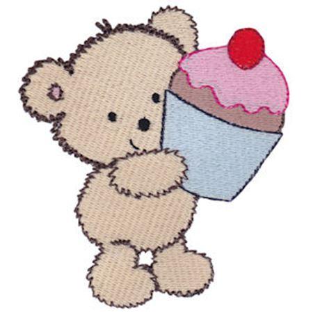 Cuddle Bear 12
