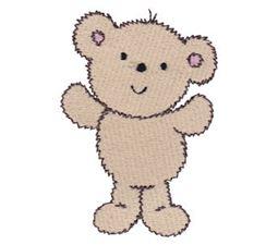 Cuddle Bear 16