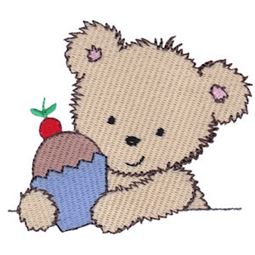 Cuddle Bear 3