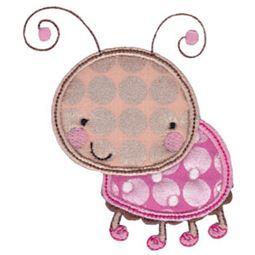 Cuddle Bug Applique 1