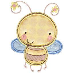 Cuddle Bug Applique 12