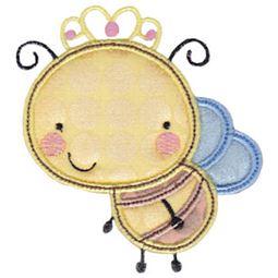 Cuddle Bug Applique 2