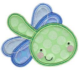 Cuddle Bug Applique 3