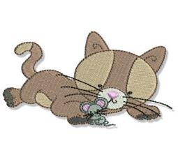 Cuddly Kitten 12