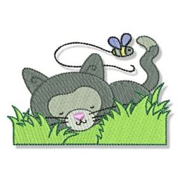 Cuddly Kitten 6