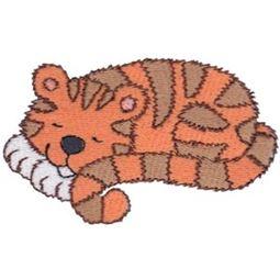 Cuddly Tiger 10