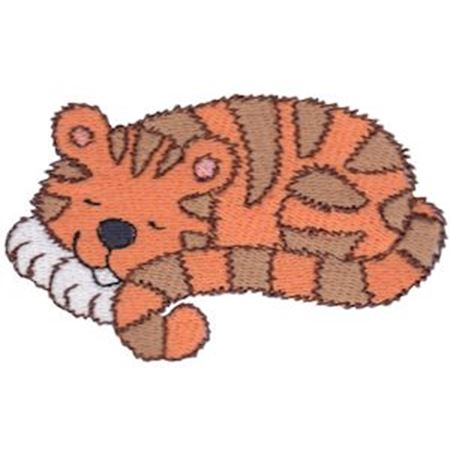 Cuddly Tiger 10