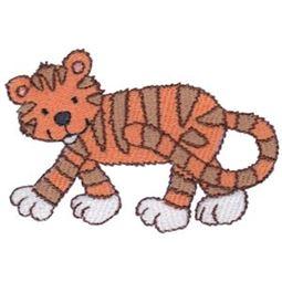 Cuddly Tiger 11