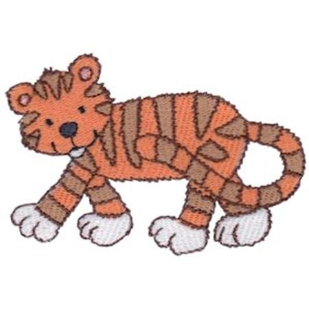 Cuddly Tiger 11