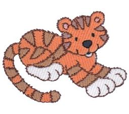 Cuddly Tiger 4