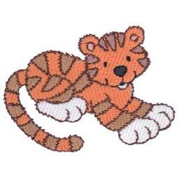 Cuddly Tiger 4