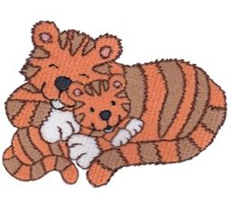 Cuddly Tiger 9