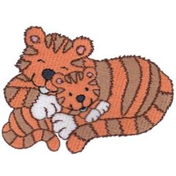 Cuddly Tiger 9