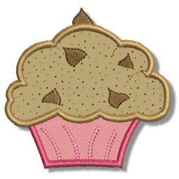 Cupcakes Applique 3