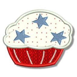 Cupcakes Applique 8