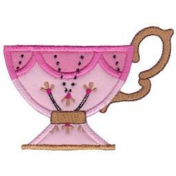 Cup Collection Applique 1