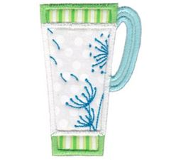 Cup Collection Applique 11