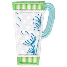 Cup Collection Applique 11