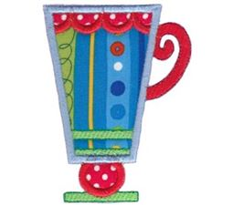 Cup Collection Applique 12