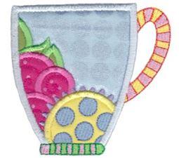 Cup Collection Applique 14