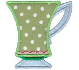 Cup Collection Applique 5
