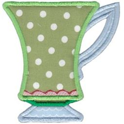 Cup Collection Applique 5