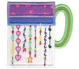 Cup Collection Applique 6