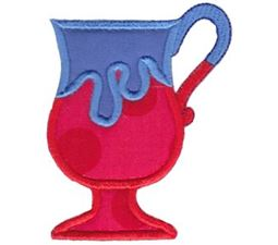 Cup Collection Applique 8