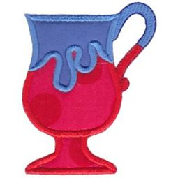 Cup Collection Applique 8