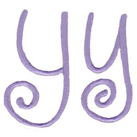 Curly Shirley Alpha Y
