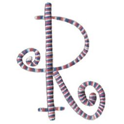 Curlz Alphabet R