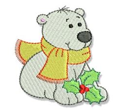 Cute Christmas Critters Too 6