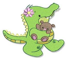 Cute Croc 3