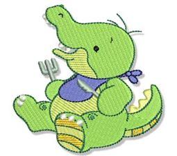 Cute Croc 9
