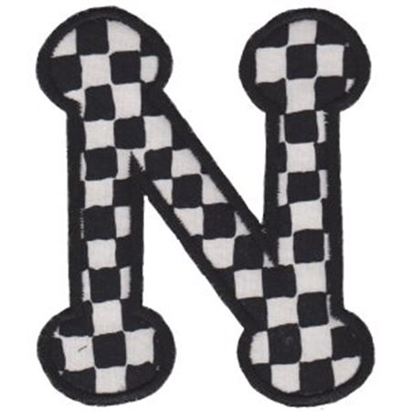 Cute Greek Alphabet Applique 13