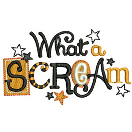 What A Scream