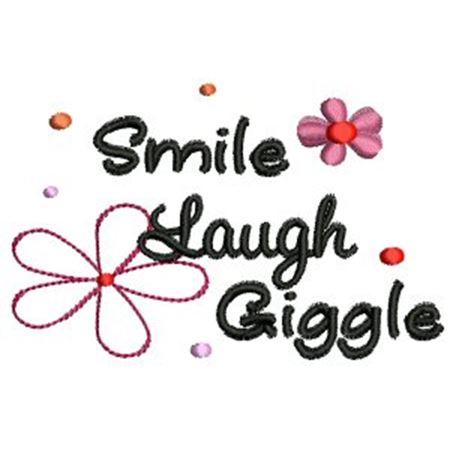 Smile Laugh Giggle