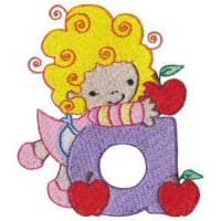 Cuties Alphabet Part 1