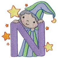 Cuties Alphabet Part 2
