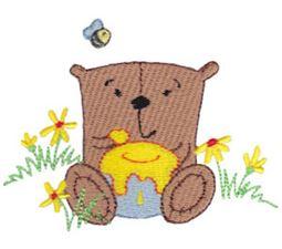 Daisy Bears 6