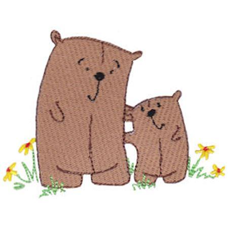 Daisy Bears 9