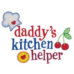 Daddys Kitchen Helper