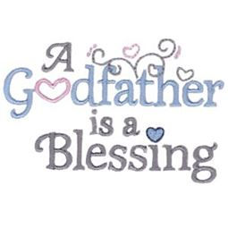 A God Father Is A Blessing