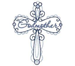Godmother Cross