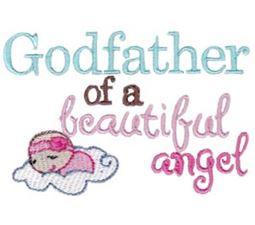 Godfather Of A Beautiful Angel Girl