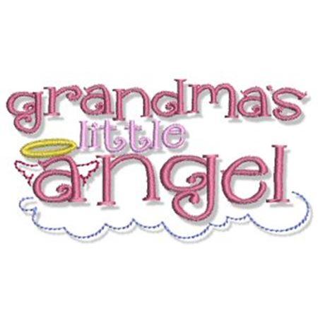Grandma's Little Angel
