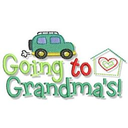 Going To Grandma