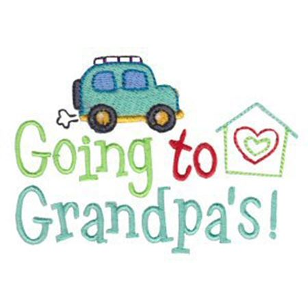 Going To Grandpa's